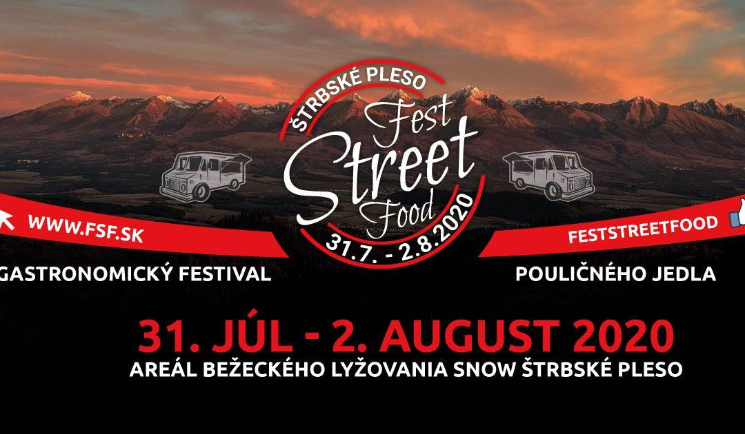 Gastronomický festival pouličného jedla na Štrbskom Plese