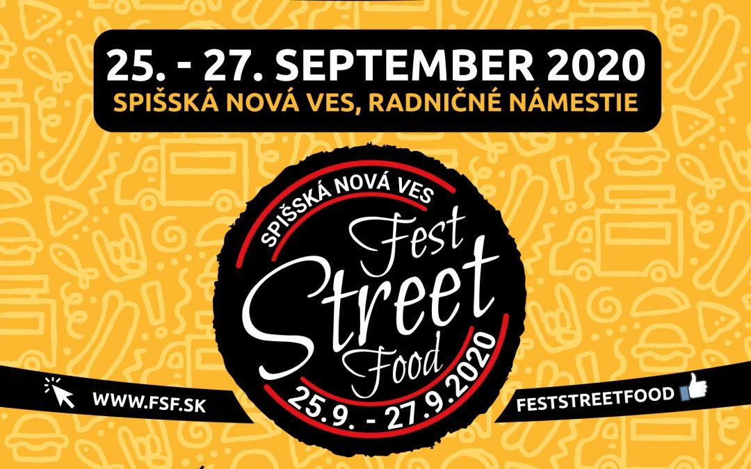 Gastronomický festival pouličného jedla v Starom Smokovci